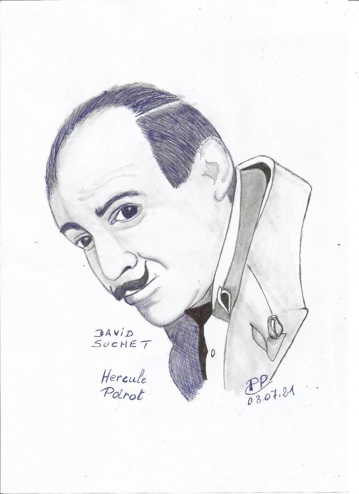 David Suchet by Patoux